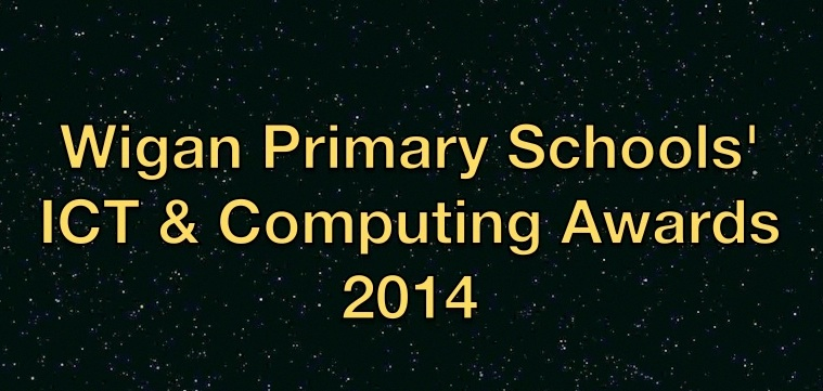 Wigan ICT and Computing Awards 2014